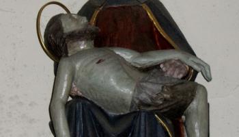 Löffingen: St.-Michael, Pieta