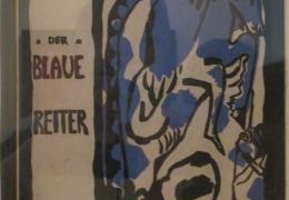 Der Blaue Reiter, 1911, W. Kandinsky-Almanach