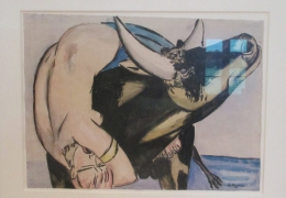 Max Beckmann Raub der Olympia - 1933