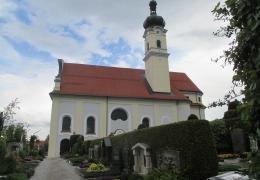 Kirche von Murnau