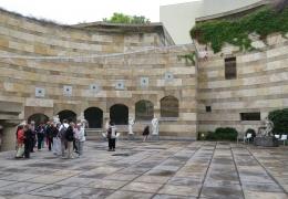 IMG_1333 Neue Staatsgalerie Stuttgart Rotunde