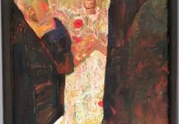 IMG_1387 Egon Schiele - Der Prophet (1911)